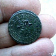 Monedas de España: FELIPE III 4 MARAVEDIES 1618 SEGOVIA RIEL. Lote 192008033