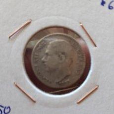 Monedas de España: ESPAÑA ALFONSO XII 50 CENTIMOS PLATA 1885 *8 *6. Lote 192353188