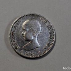 Monedas de España: 50 CTS DE PLATA.ALFONSO XIII DE 1892---8-2.SOBRE COSPEL DE 1889.EXTRAORDINARIO ESTADO.. Lote 194155838