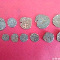 Monedas de España: ESTUPENDO LOTE DE MONEDAS DEL PERIODO DE LOS AUSTRIAS.. Lote 194186062