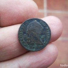 Monedas de España: 2 MARAVEDIES CARLOS III 1775 SEGOVIA. Lote 194220823
