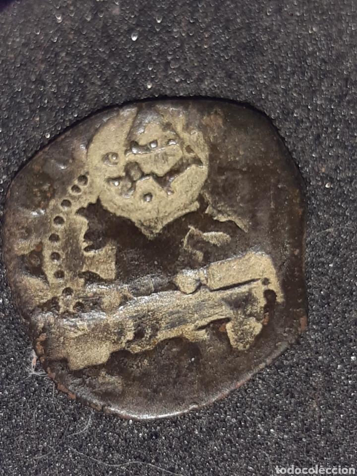 MONEDA ANTIGUA MARVEDI DE FELIPE LV (Numismática - España Modernas y Contemporáneas - De Reyes Católicos (1.474) a Fernando VII (1.833))