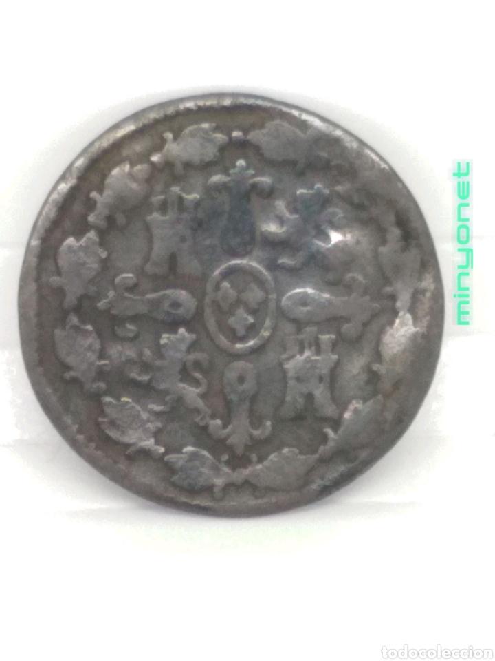 Monedas de España: Moneda de cobre 4 maravedís Carlos IIII 1806 - Foto 2 - 194241381