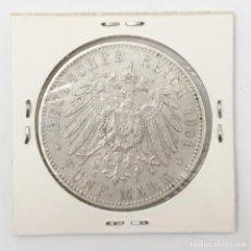 Monedas de España: 5 MARCOS DE PLATA DE 1901 E. REY ALBERTO DE SACHS. ALEMANIA KM. Lote 194266688