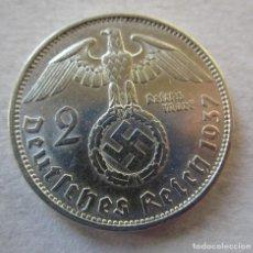 Monedas de España: ALEMANIA . 2 MARCOS DE PLATA MUY ANTIGUOS . AÑO 1937 . CALIDAD MAGNIFICA. Lote 194270305
