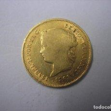 Monedas de España: 1 PESO DE ORO DE 1868. CECA DE MANILA. FILIPINAS. REINA ISABEL II. Lote 194282098
