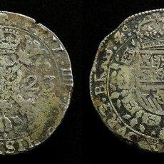 Monedas de España: 95 IMPERIO ESPAÑOL PATAGÓN 1623 BRAVANT FELIPE IV. Lote 194282955