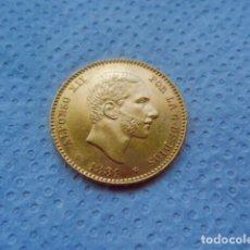 Monedas de España: 25 PESETAS ALFONSO XII 1881 *18 -*81 ORO.. Lote 194310108
