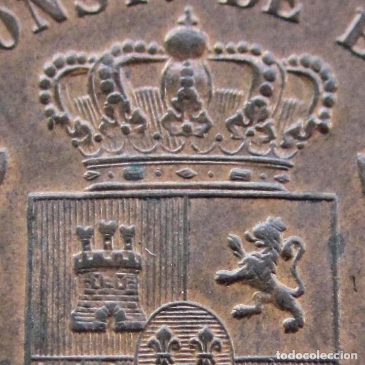 Monedas de España: 5 CÉNTIMOS 1878. ALFONSO XII. SIN CIRCULAR. RESTOS DE BRILLO ORIGINAL - Foto 6 - 194351322