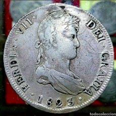 Monedas de España: ESPAÑA/ FERN VII 1823/ 8 REAL/ POTOSI -PJ-. Lote 194359205