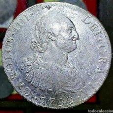 Monedas de España: ESPAÑA/ CARLOS IIII 1792/ 8 REAL/ POTOSI -PR-. Lote 194359268