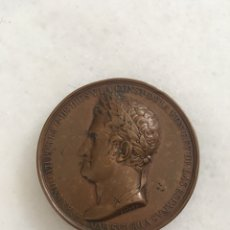 Monedas de España: MONEDA BRONCE FERNANDO VII REY DE LAS ESPAÑAS 1820. Lote 194571626