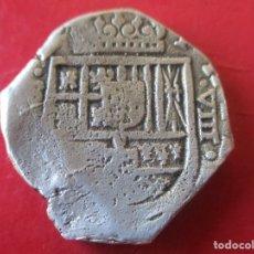 Monedas de España: FELIPE III. MONEDA DE 8 REALES MACUQUINA. 1610. SEVILLA. #MN. Lote 194661602
