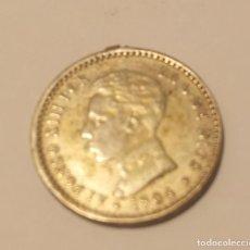 Monedas de España: MONEDA 50 CÉNTIMOS ALFONSO XIII. AÑO 1904. Lote 194966381
