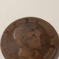 Monedas de España: MONEDA BRONCE. Lote 194978170