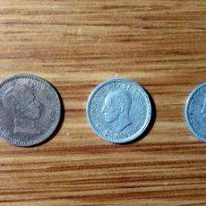 Monedas de España: ESPAÑA MONEDAS ALFONSO XIII 104 1905 1926. Lote 194987545