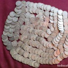 Monedas de España: LOTE DE 206 MONEDAS DE PESETA DE PLATA. Lote 194999720