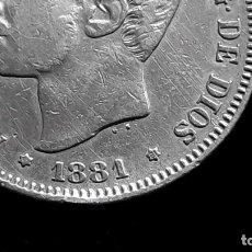 Monedas de España: 2 PESETAS ALFONSO XII 1881*19 *81 MS M. EN ESTADO MBC+. Lote 194999756