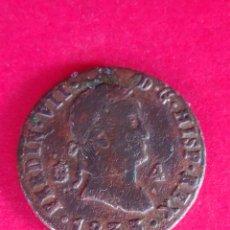Monedas de España: FERNANDO VII. 4 MARAVEDÍS DE 1833. SEGOVIA.. Lote 195020580