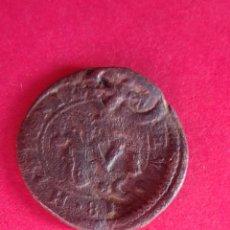Monedas de España: FELIPE III. 4 MARAVEDÍS DE 1618 RESELLADOS EN LA CECA DE CUENCA.. Lote 195022058