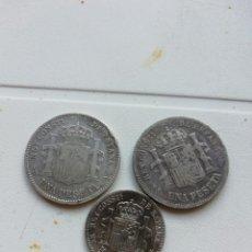 Monedas de España: 2 PTS Y 50 CNTM.. Lote 195050422