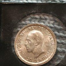 Monedas de España: 50 CENTIMOS 1926 SIN CIRCULAR ALFONSO XIII. Lote 195051887