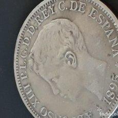 Monedas de España: UN PESO DE PUERTO RICO. Lote 195057443