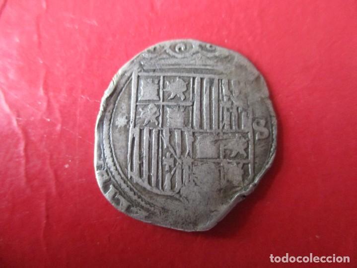 REYES CATOLICOS. 1474/1504.- 1 REAL DE PLATA SEVILLA. 1528. #MN (Numismática - España Modernas y Contemporáneas - De Reyes Católicos (1.474) a Fernando VII (1.833))