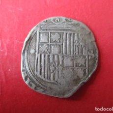 Monedas de España: REYES CATOLICOS. 1474/1504.- 1 REAL DE PLATA SEVILLA. 1528. #MN. Lote 195168890