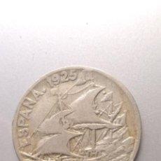 Monedas de España: 25 CÉNTIMOS DE PESETA 1925. Lote 195169990