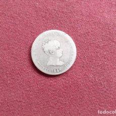 Monedas de España: ISABEL II , 4 REALES 1848 PLATA. Lote 195230695