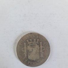Monedas de España: 2 PESETAS 1870 GOBIERNO PROVISIONAL. Lote 195402222