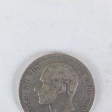 Monedas de España: 5 PESETAS 1983 ALFONSO XII. Lote 195406285