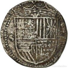 Monedas de España: MONEDA, ESPAÑA, PHILIPPE II, 4 RÉALES, SEVILLE, BC+, PLATA. Lote 195424218