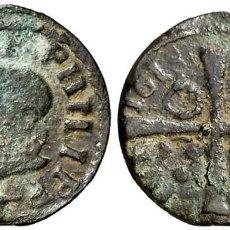 Monedas de España: 1618. FELIPE III. BARCELONA. 1 DINER. 0,71 G. MBC+.. Lote 195506805