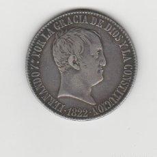 Monedas de España: FERN ANDO VII- 20 REALES- 1822- MADRID- SR. Lote 195911337