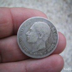 Monedas de España: 2 PESETAS DE PLATA 1879 *18 *XX. Lote 196264562