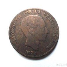 Monedas de España: MONEDA 10 CENTIMOS 1878 ALFONSO XII. Lote 196625595