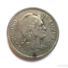 Monedas de España: 2 PESETAS EUZCADI 1937. Lote 196728095