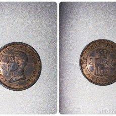 Monedas de España: MONEDA. ESPAÑA 2 CENTIMOS. 1911. PCV. S/C. ESTRELLA *11*. VER FOTOS. Lote 196863207