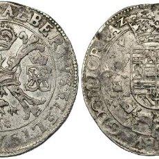 Monedas de España: PATAGÓN. S/F. TOURNAI. VANHOUDT-619.TO. EBC+. MUY RARO EN ESTE ESTADO. Lote 197208445