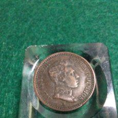 Monedas de España: MONEDA ALFONSO XIII 1904 DOS CENTIMOS. Lote 197505427