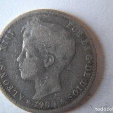 Moedas de Espanha: 1 PESETA 1900. Lote 198293671