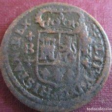 Monedas de España: ESPAÑA , 2 MARAVEDIES FELIPE V , BARCELONA.. Lote 198555510