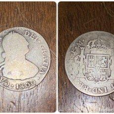 Monedas de España: MONEDA. CARLOS IV. 2 REALES. MEJICO FM. 1800. VER FOTOS. Lote 198685748