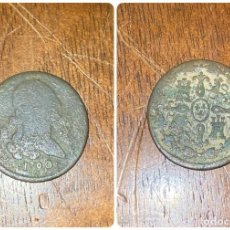 Monedas de España: MONEDA. CARLOS IV. 4 MARAVEDIS. SEGOVIA. 1790. VER FOTOS. Lote 198693458