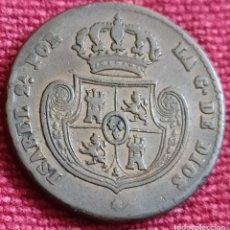 Monedas de España: ISABEL II DOBLE DÉCIMA DE REAL 1853 . SEGOVIA (ESCASA). Lote 199266867
