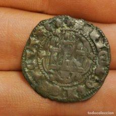 Monedas de España: ANTIGUA MONEDA ENRIQUE III Y BLANCA DE TOLEDO - AB 603 - ESTADO MBC. Lote 199660131