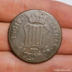 Monedas de España: MONEDA FERNANDO VII - AÑO 1811 - VI QUARTS - 6 CUARTOS - PRINCIPADO DE CATALUÑA - RARA. Lote 199661417