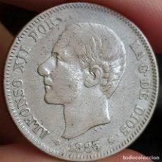 Monedas de España: ALFONSO XII 2 PESETAS 1883 18*83. Lote 199693346